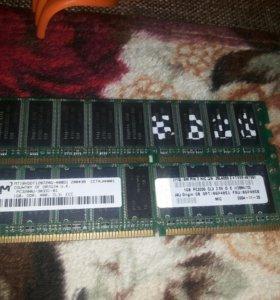 Операвная память для компьютера