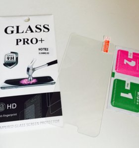 Samsung Note 2,защитное стекло