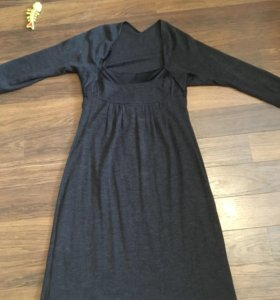 Платье шерстяное marella, S