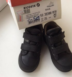 Демисезонные ботинки Ricosta