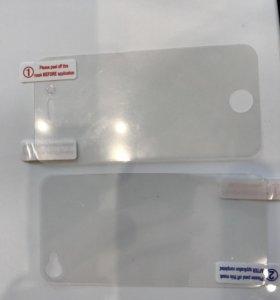 Комплект защитной пленки iPhone 4s