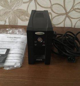 Бесперебойник  CyberPower и Наушники SVEN AP-860
