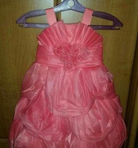 Платье 89537971675