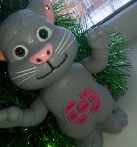 Кот Том игрушка для детей