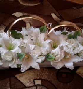 Продам свадебные украшения на машину