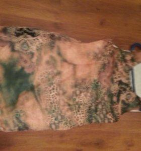 платье шифон 50-52