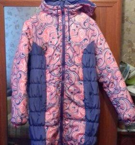 Зимняя слинг-куртка для беременных