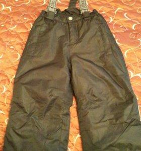 Зимние брюки reima для мальчика.