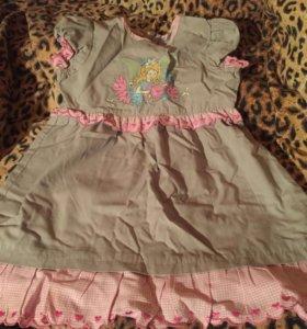 Платье на рост 80