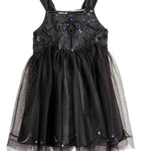 Талнах.Новое превосходное платье  H&M