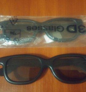 3D очки 👓