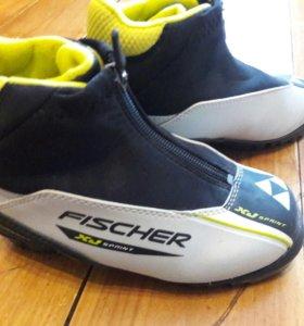 Лыжные ботинки Fischer 31р