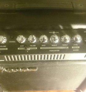 Ibanez TBX15R гитарный комбо усилитель, 15Вт