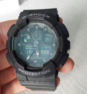 Casio g-shock ga-100cf-1a