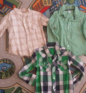 Пакет вещей на мальчика 3-4 года