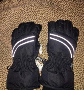 Новые детские перчатки