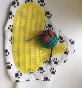 чесалка+игрушка+капли