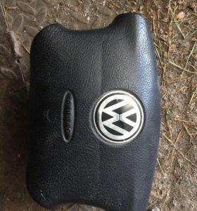AIR BAG в рулевую колесо фольксваген пассат Б5