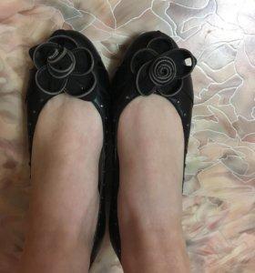 Балетки туфельки