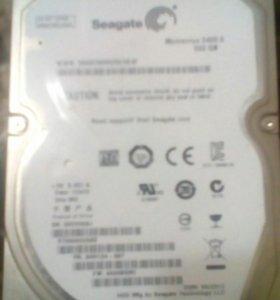 Жёсткие диски Seagate