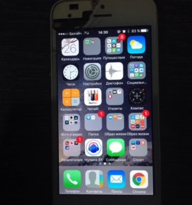 iPhone 5   16gb,white