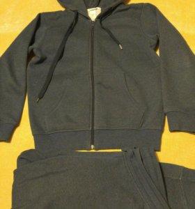 Костюм детский толстовка и штаны H&M 140