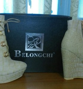 Зимние ботиночки Belongchi