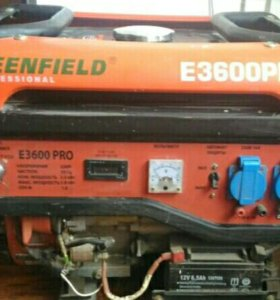 Генератор 6.5 кВт в аренду