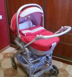 Итальянская коляска Cam elegant family 3 в1
