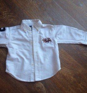 Детская рубашка Ralph Lauren