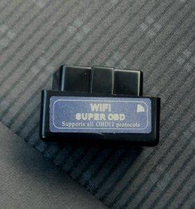 Obd2 elm327 v 1.5 wifi сканер ошибок