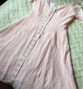 Платье в пол 46 р