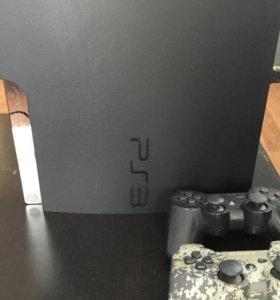 Sony PlayStation 3 Slim 320 Gb прошитая