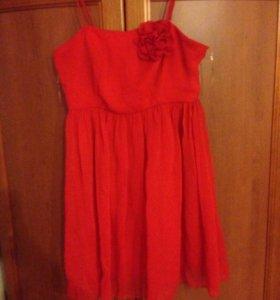 ❤ Красное платье ❤