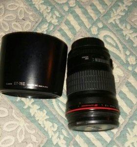 Объектив Canon 135mm 2.0
