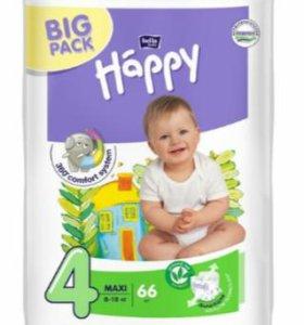 Подгузники Bella baby Happy 4, 5