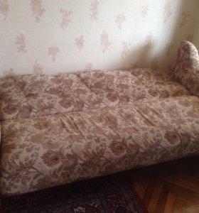 Диван и одно кресло!