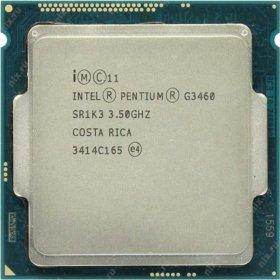 Процессор Intel G3460 LGA 1150