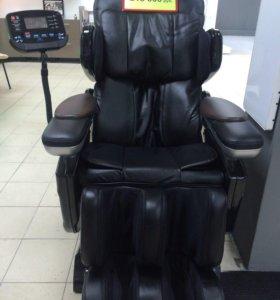 Массажное кресло RestArt uZero Luxe-в наличие чёрн