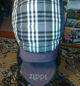 Коляска ZIPPI. Зима -лето.