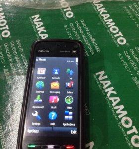 Нокиа 5800 Nokia