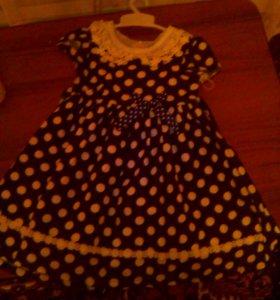 Платье турецкое .