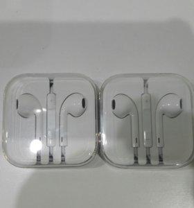 Apple, наушники
