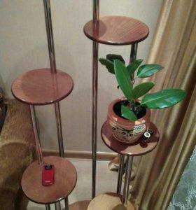Полка/этажерка/подставка для комнатных растений