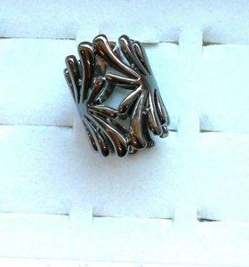 Кольцо - зажим для шарфа