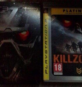 Килзон 2 и Килзон 3 на PS3