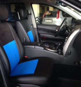 Чехлы на кресла автомобиля