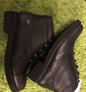 Новые осенние ботинки ( Турция)