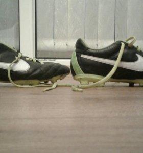Бутцы Nike Tiempo