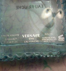 Versace man. Eau fraiche